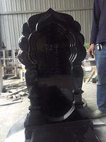 Shanxi Black granite monument