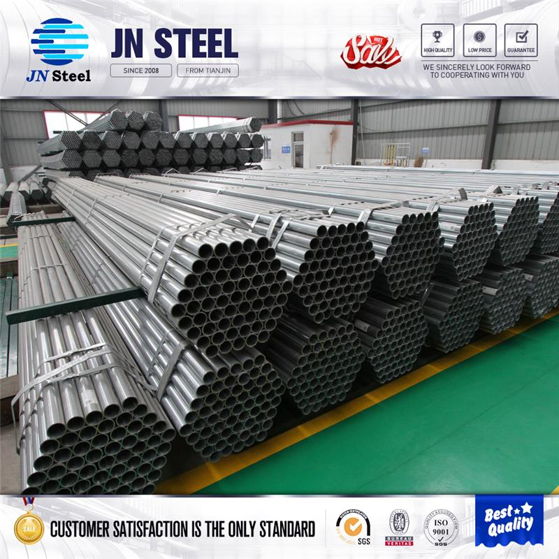 electric materials Hot dipped galvanized steel pipe/Drilling Pipe galvanized steel square tube