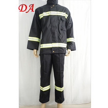 Factory direct wholesale protective fireman flame resistant clothing