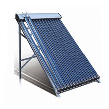 Ousikai factory heat pipe parabolic evacuated tube solar collector