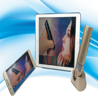 Use to Home or Beauty Salon Portable Skin and Hair Detector Analyzer HD 3.0 MP Dermatoscope Digital Dermoscopy