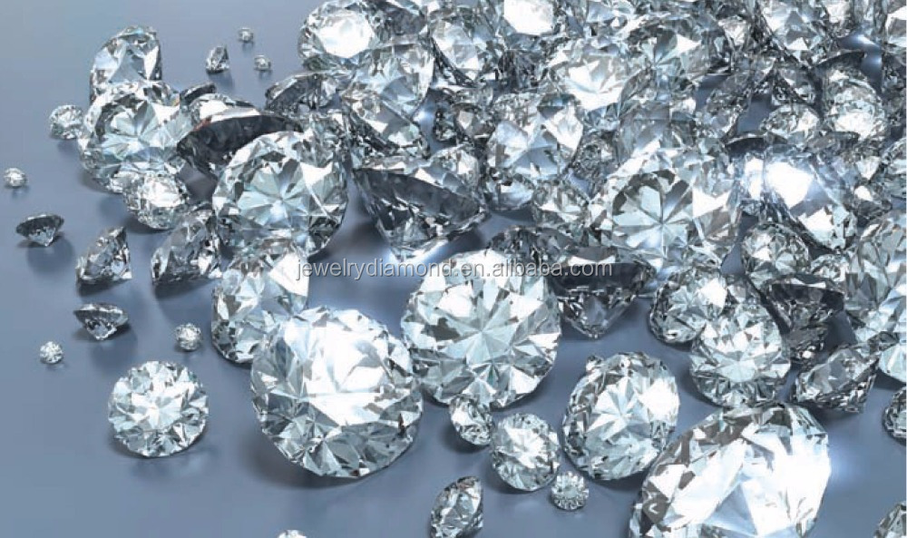 Natural untreated loose diamond melee/stars parcel, diamond at wholesale price