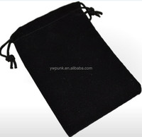 10*14cm Pouch gift China Manufacturer Small Eco Friendly Velvet Drawstring Pouch Velvet Bag wholesale