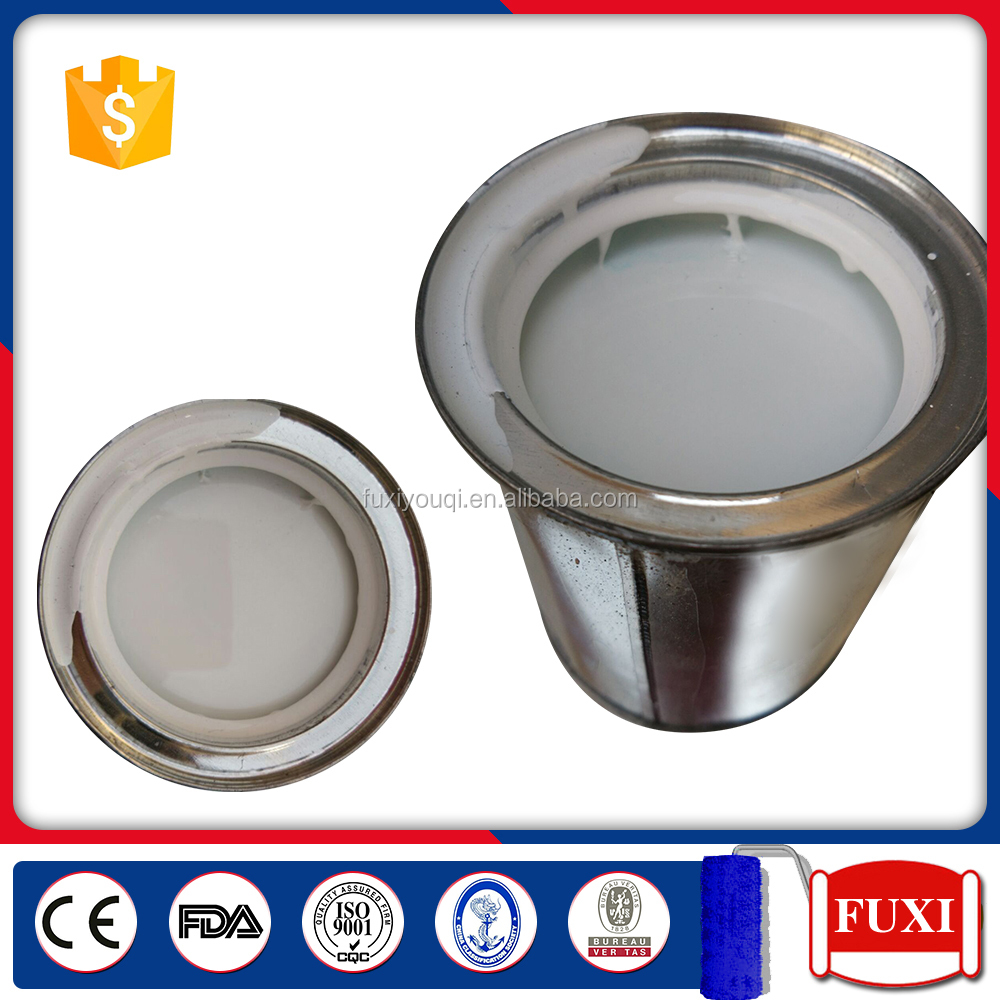 Good construction performance Fluorocarbon metal Paint For Steel Structure