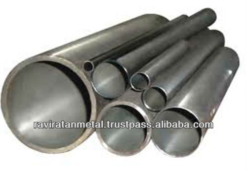 Stainless Steel Titanium Alloyed Pipe