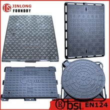 telecom manhole cover for telecom well Jinlong