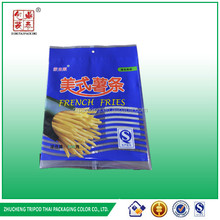 French Fries Packaging bag & American Chips packaging .China supply