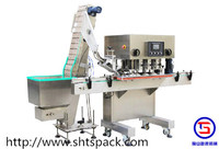 shanghai JGX 150 automatic soft drink filling and capping machine