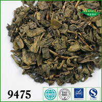 low price chinese green tea 9375 9475 9575 by wagon