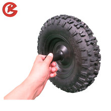 excellent traction and adhesion Natural Rubber 20%-35% snow truck tyres Customized pattern metal rim snow tires