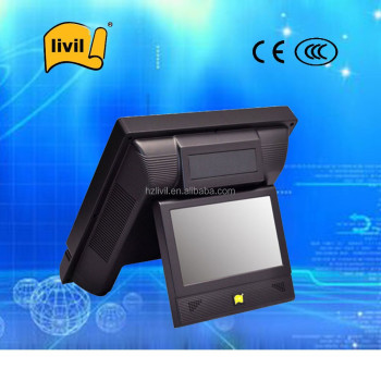 LIVIL Android OS Pos Machine/Pos system/ Epos with FCC CE CCC