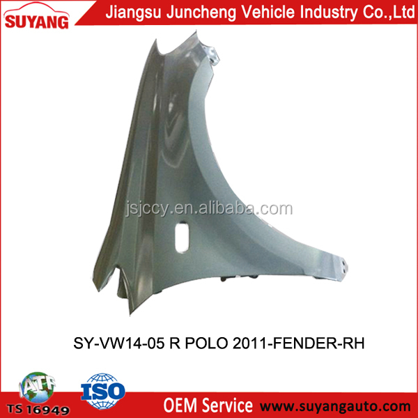 Front Fender For VW Polo 2011 Auto Body Parts