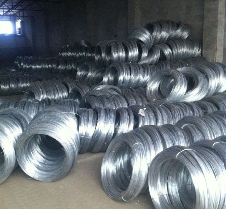 How to buy good price 3mm galvanized iron rod price in anping dade factory