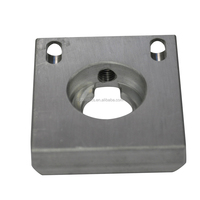 China CNC machining electric facilities spare part Aluminum block