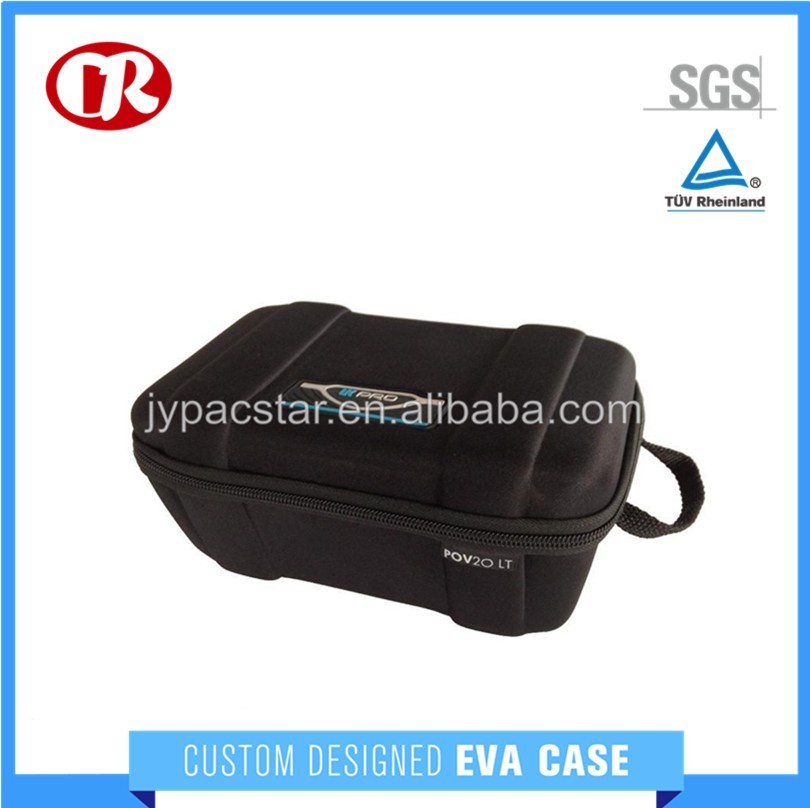 Handle outdoor durable practical custom capaciousness eva camera bag