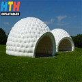 high quality durable giant inflatable air dome tent for sale
