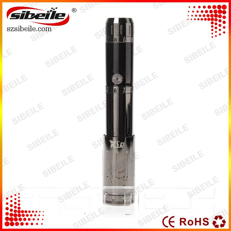 KSD kmax 18650 mod variable voltage mods /vaporizer 18650 mod pipe/18350,18500,18650 mechanical mods KSD