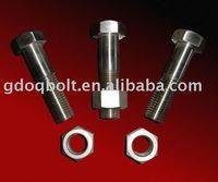 bolt nut fastener DIN931 DIN933 DIN934 hex bolt hexgon bolt hex nut