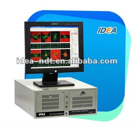 Digital Intelligent eddy current test equipment and testing solution provider