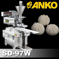 Anko Big Scale Mixing Making Commercial Steamed Bun Maker Machine
