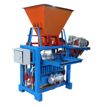 Chinese machine export outstanding manual brick making machine price