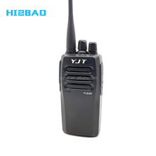 Factory Price 500 meters 25 watt walkie talkie specifications