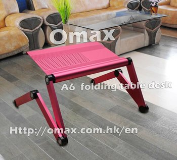 Multi-Funtion Protable Laptop Table, Protable Folding Laptop Desk on bed