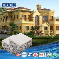 OBON Insulation Polypropylene Honeycomb Sandwich Panel for Wall