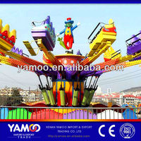 theme park outdoor games jumping equipment
