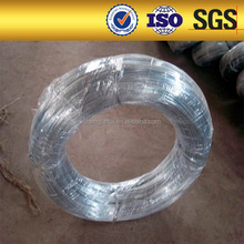 High zinc coated wire rod