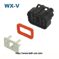 PA66 car parts 1 pin housing accessories. car connector 7223-3615-30
