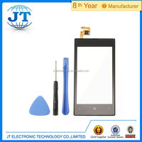 Wholesale for nokia lumia 520 touch screen digitizer glass with flex cable