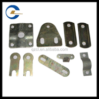 Aluminum stainless steel sheet metal punching stamping auto parts automobile spare parts