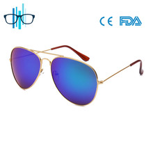 Factory dropship cheap price metal sunglasses