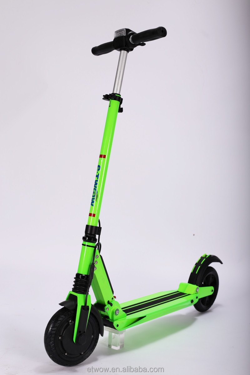 Factory price 500w 28km/h zero start function etwow electric scooter with CE certificate