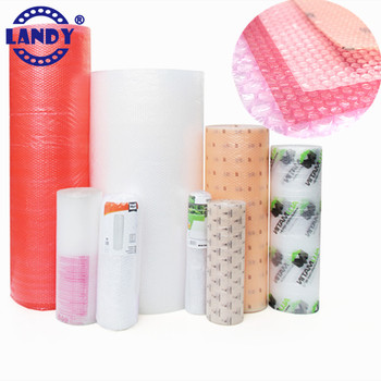 Wholesale price bubble packaging wrap,protective packing air bubble film wrap plastic roll