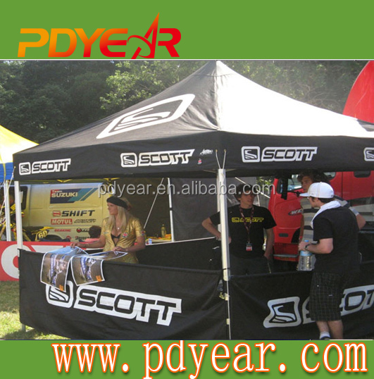 outdoor trade show event advertise fold canopy tent for sale , oudroor trade canopy , marquee