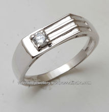 indian gents ring supplier, indian silver ring for men, mens ring trader