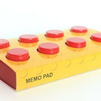 2012 New style Cool Block Note Memo Pad
