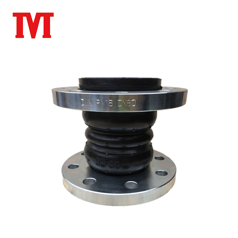 10 rubber flexible expansion joint single sphere