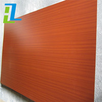 12mm Cheap Melamine Waterproof construction OSB prices / melamine laminated particle board