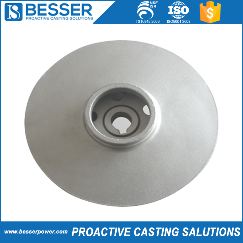 Boat engine or train engine casting valve body casting