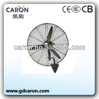 220V strong power wall mounted fans outdoor
