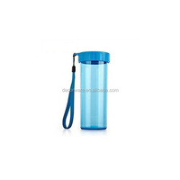 Decor 700ml BPA Free Plastic Sports Water Bottle With Portable Lid