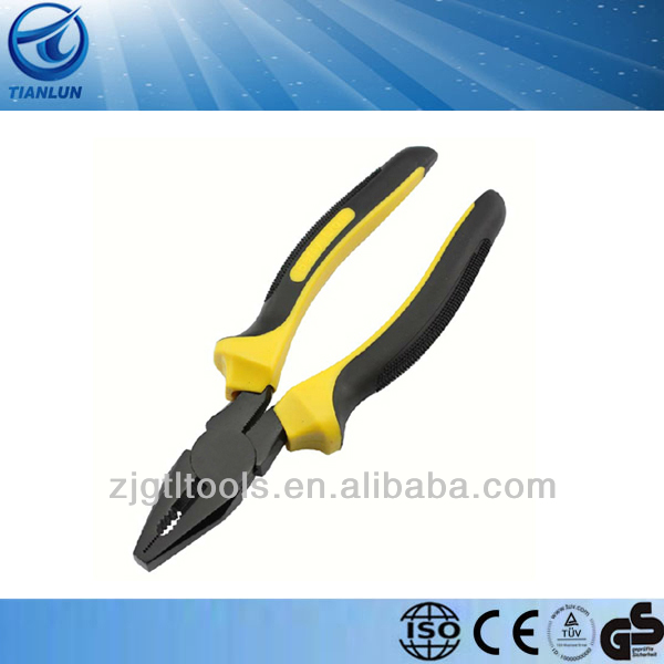 hand tool names of different tools american type combination pliers
