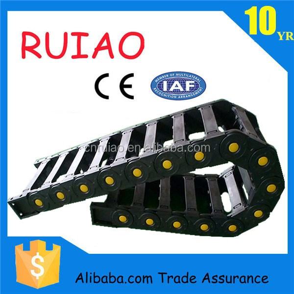 cable drag chain flexible cable tray