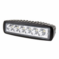 Electronics utilities 12v 18w led work light daytime running lights and cornering lamp fuctions/