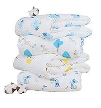 Zogift 2018 new fashion product organic swaddle blanket for baby