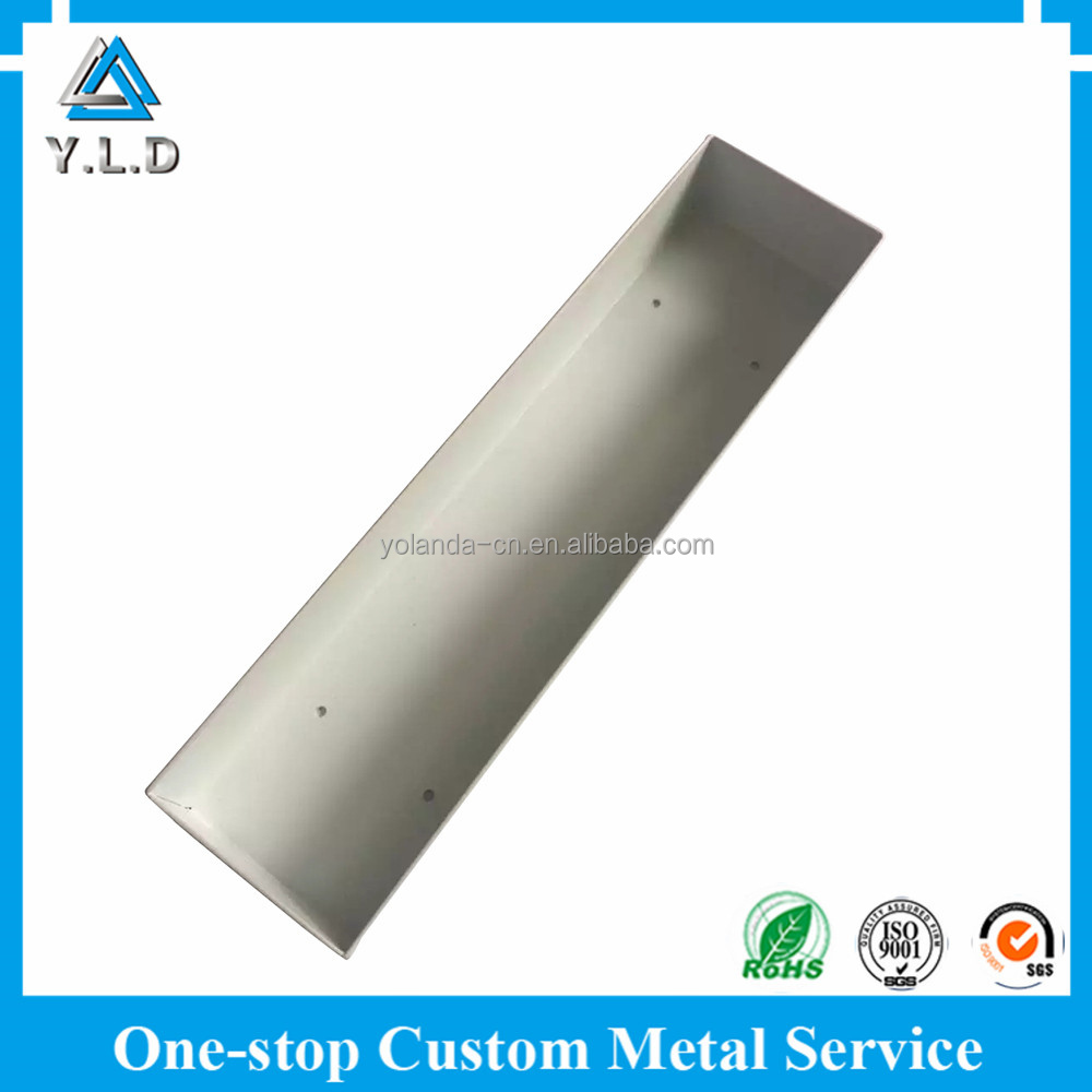 One-stop Custom Aluminum Fabrication And Assembly Service Factory