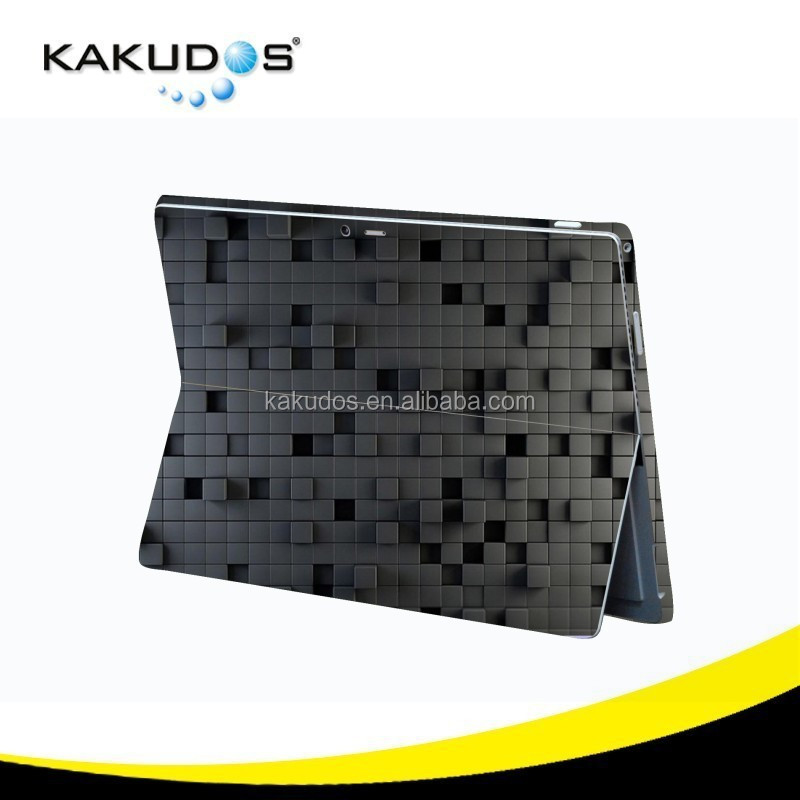 colorful oem skin sticker for microsoft surface pro 5